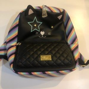 Betsey Johnson Large Backpack